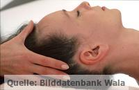 Dr.Hauschka Kosmetikbehandlung, Haare ausstreichen 2